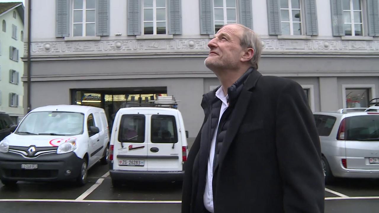 Dolfi Müller: Der Stadtpräsident von Zug zeigt seine Stadt