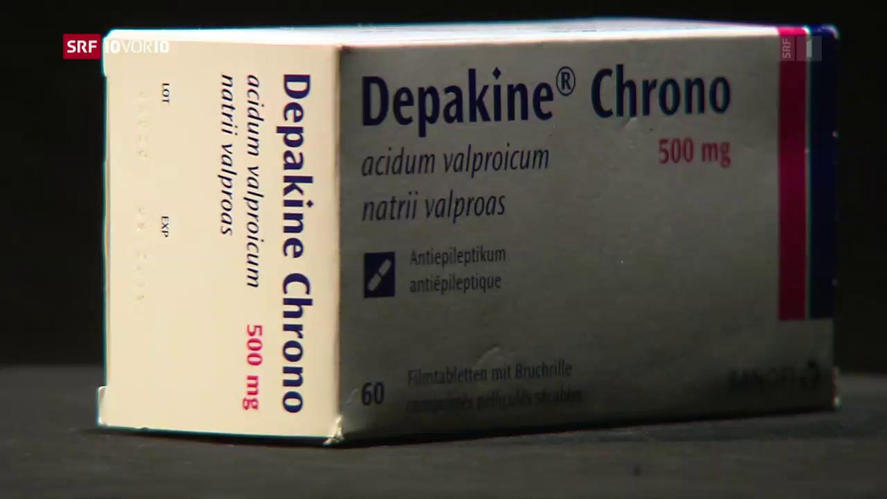 Epilepsie-Medikament schädigt Ungeborene