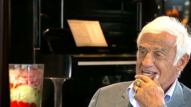 Video «Happy Birthday, Jean Paul Belmondo!» abspielen