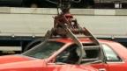 Video «Shredder-Schrott als Rohstoff» abspielen
