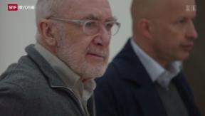 Video «Gerhard Richter – ein scheues Genie» abspielen