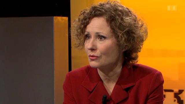 Beatrice Müller bei Aeschbacher, 07.02.2013