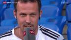 Video «Fussball: Gespräch mit FCB-Captain Streller» abspielen