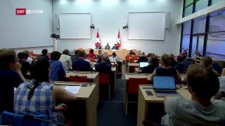 Video «FOKUS: Das Ringen um ein Rahmenabkommen» abspielen