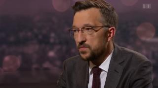 Video «Roger Schawinski im Gespräch mit Lukas Bärfuss» abspielen