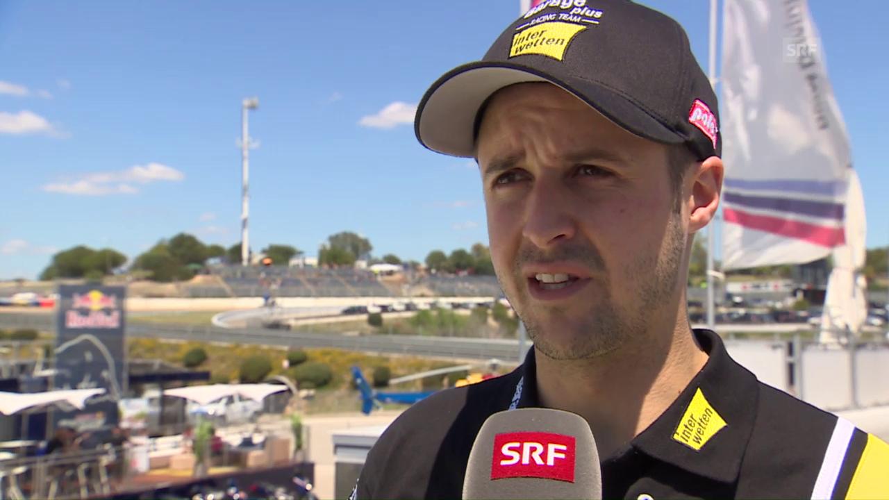 Lüthi: «Ich war zu sehr am Limit im ganzen Rennen»