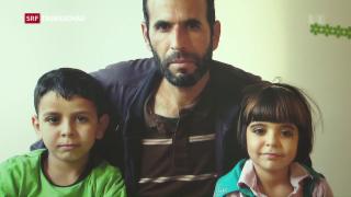 Video «Kriegsverwundete aus Syrien» abspielen