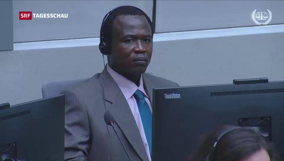 Prozess gegen ugandischen Kriegsverbrecher