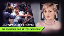Link öffnet eine Lightbox. Video Dual Use: Schweizer Exporte im Schatten der Kriegsindustrie abspielen