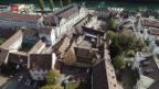 Video «Volk entscheidet über Zukunft des Klosterviertels» abspielen