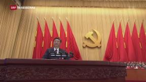 Video «China beansprucht Weltmacht» abspielen