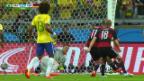 Video «FIFA WM 2014: Das Rekord-Tor von Klose» abspielen