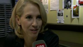 Video «Christine Maier: Ihre letzte «10vor10»-Moderation» abspielen