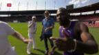 Video «SM: Wilson disqualifiziert, Kambundji brilliert» abspielen