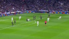 Video «Volley ins Glück: Casemiro mit einem Prachtstor» abspielen