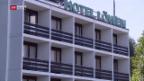 Video «Urner Regierung legt geplantes Asylzentrum in Seelisberg auf Eis» abspielen