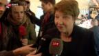 Video «Das Wallis empfängt Viola Amherd» abspielen