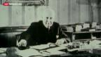 Video «Von Steiger's Ehrenbürgerrecht» abspielen