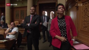 Video «Nationalrat winkt «Inländer-Vorrang-Light» durch» abspielen