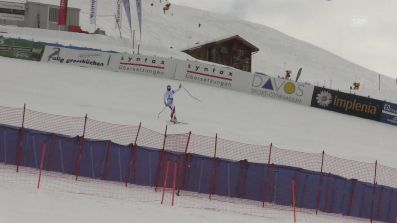 Schweizer Junioren im Medaillenrausch