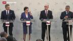 Video «Flüchtlinge werden zur EU-Belastungsprobe» abspielen