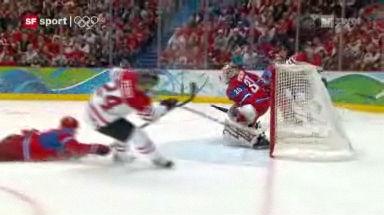 Kanada demontiert Russland im Viertelfinal-Knüller