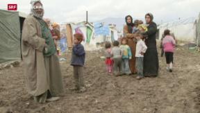 Video «Flüchtlinge aus Syrien» abspielen
