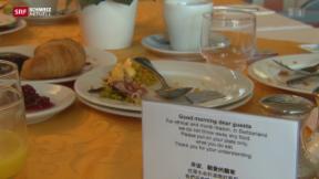 Video «Kampf gegen Essensverschwendung» abspielen