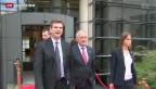 Video «Frankreichs Wirtschaftsminister droht der Schweiz» abspielen
