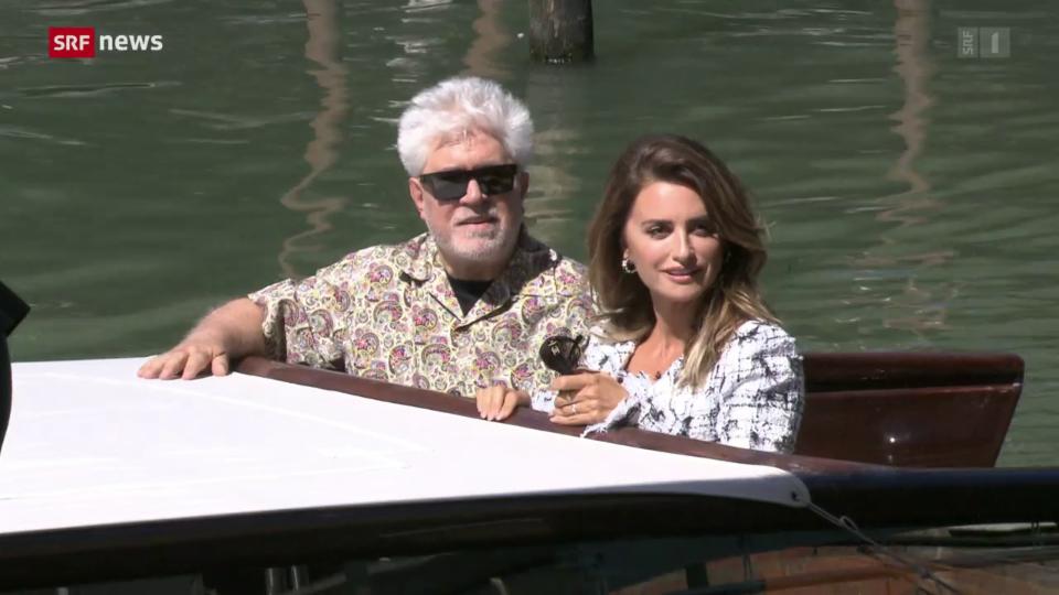 78. Filmfestspiele von Venedig mit vielen Stars eröffnet