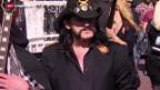 Video «Motörhead-Lead-Sänger verstorben» abspielen