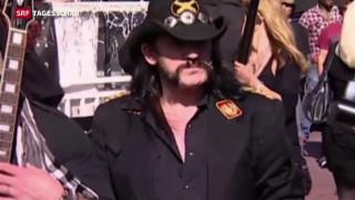 Video «Motörhead Lead-Sänger verstorben» abspielen