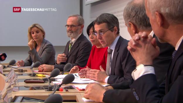 Video «Ja-Komitee wirbt für Änderung des Fortpflanzungsmedizingesetzes» abspielen