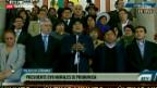 Video «Trauer auch in Lateinamerika» abspielen