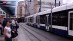 Video «Genf droht ÖV-Abbau nach Volks-Ja zu Tarifsenkungen» abspielen