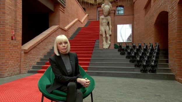 Laschar ir video «La Polaca – Grazyna Kulczyk e ses muzeum a Susch»