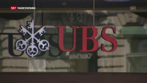 Video «UBS übertrifft die Erwartungen im zweiten Quartal» abspielen