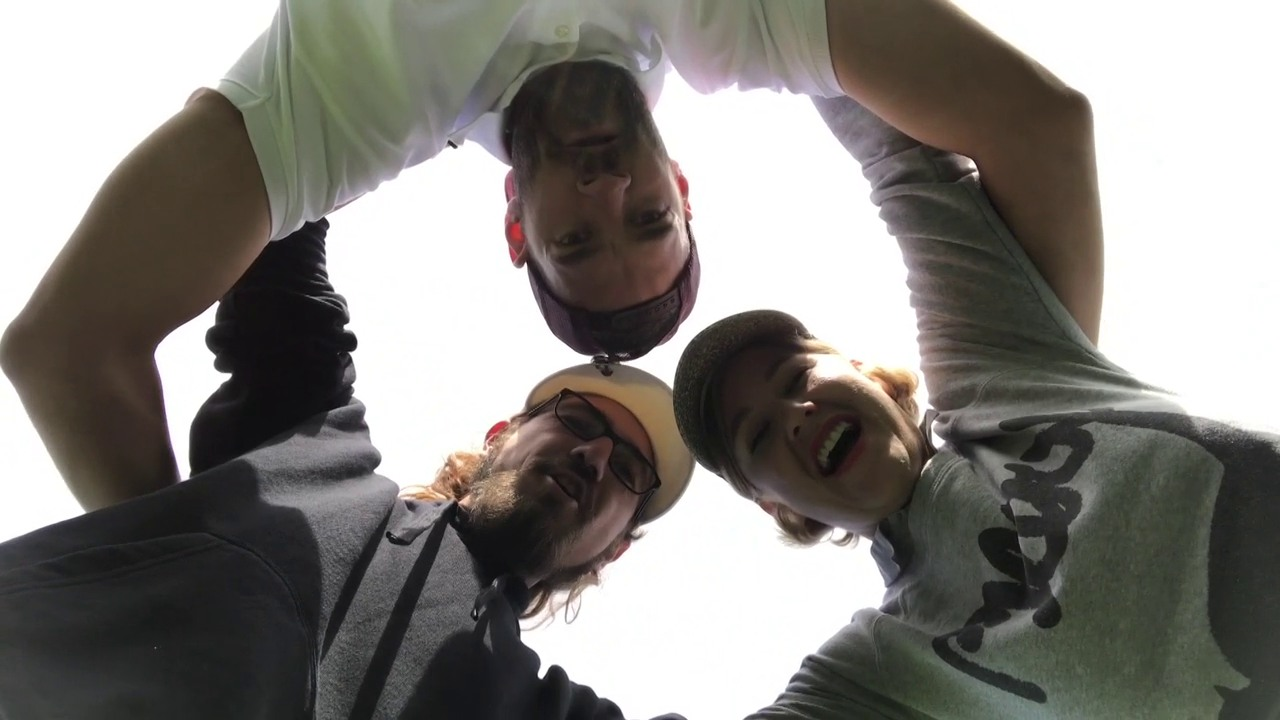 «Ready, Steady, Golf!» Team Anic: Rock'n Roll pur