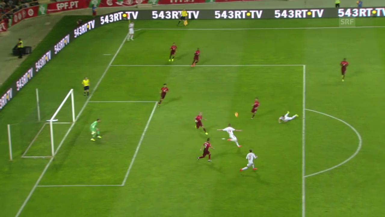 Portugals letzte Pflichtspielniederlage: 2014 gegen Albanien
