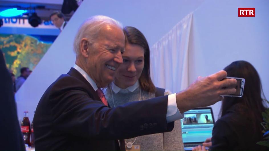 Laschar ir video «Il dretg mument al dretg lieu – cun Joe Biden»