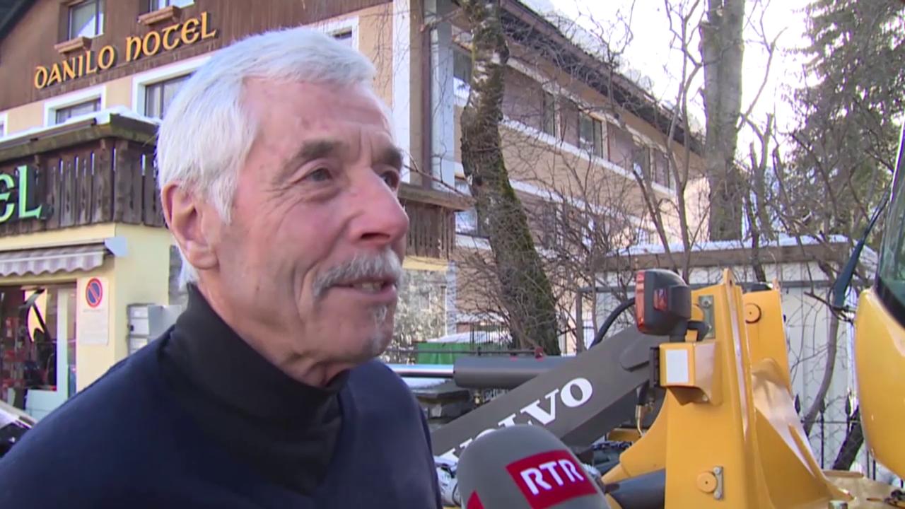 Giovanni Peterelli, Savognin