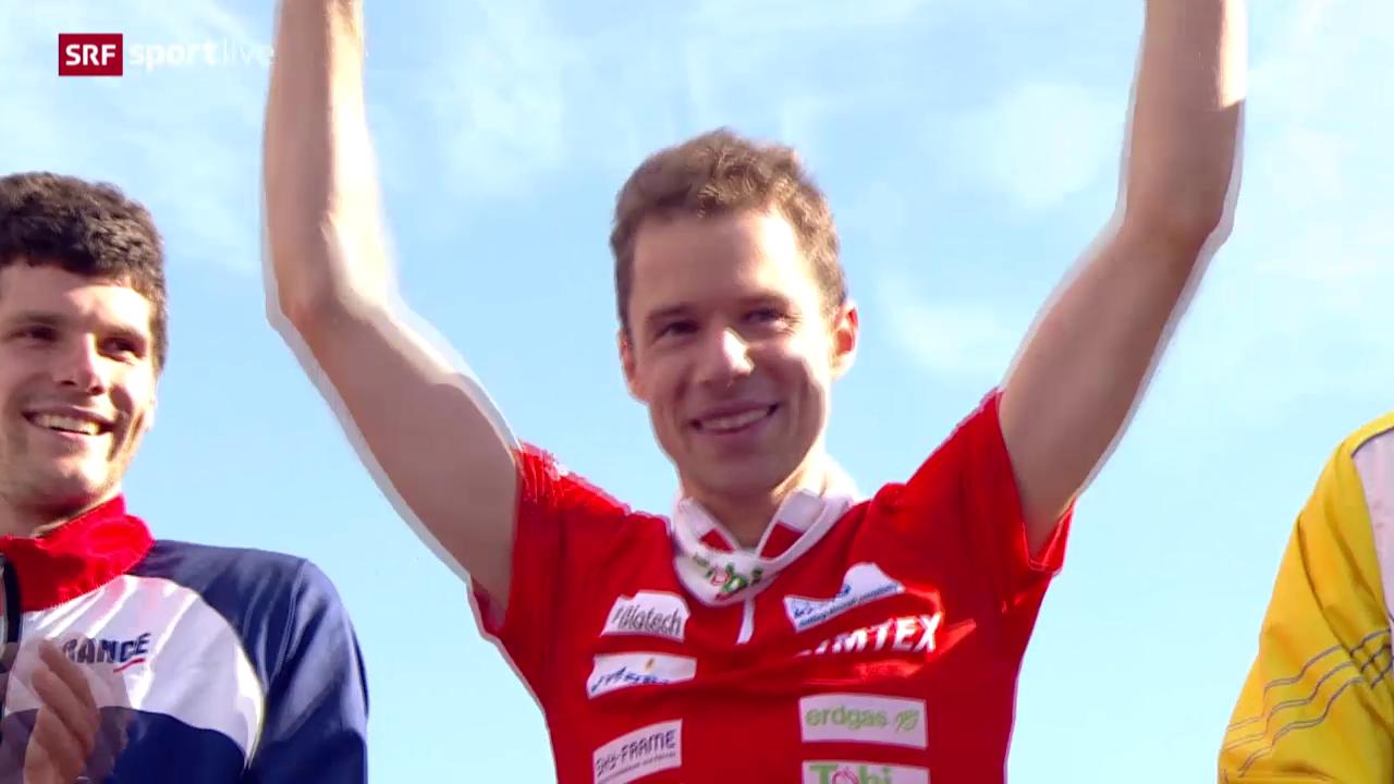 OL-WM: Zweite Medaille für die Schweiz