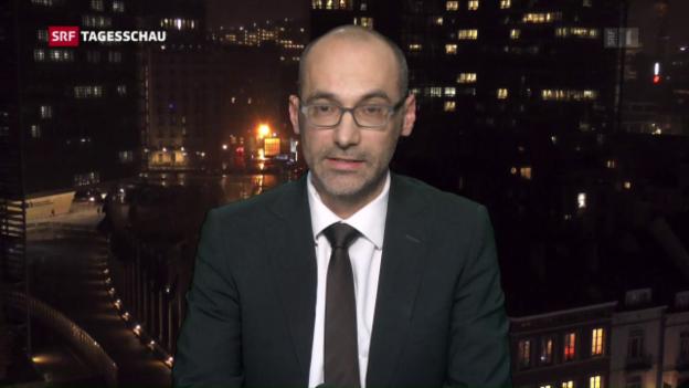 Video «Einschätzungen zu Junckers Weissbuch» abspielen