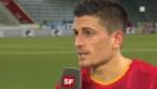 Video «Interview mit Thun-Captain Dennis Hediger» abspielen