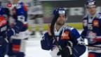 Video «Lions finden dank Pettersson zum Siegen zurück» abspielen