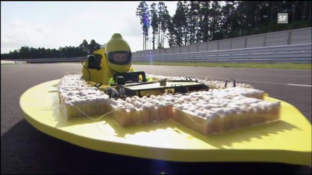 Fährt ein Auto mit Zitronensaft?