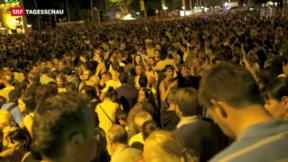 Video « Massenpanik an «Züri-Fäscht» verhindert» abspielen
