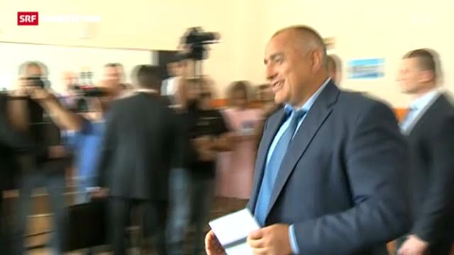 Patt und Enttäuschung in Bulgarien