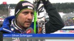 Video «Ski: Abfahrt Männer - die Schweizer» abspielen