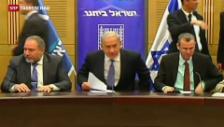 Video «Israel verunsichert – Iran jubelt» abspielen